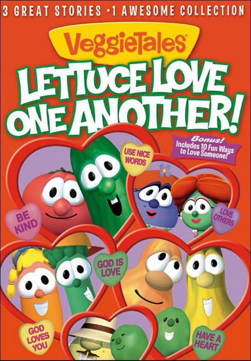 Veggie Tales: Lettuce Love One Another - image 1 of 1