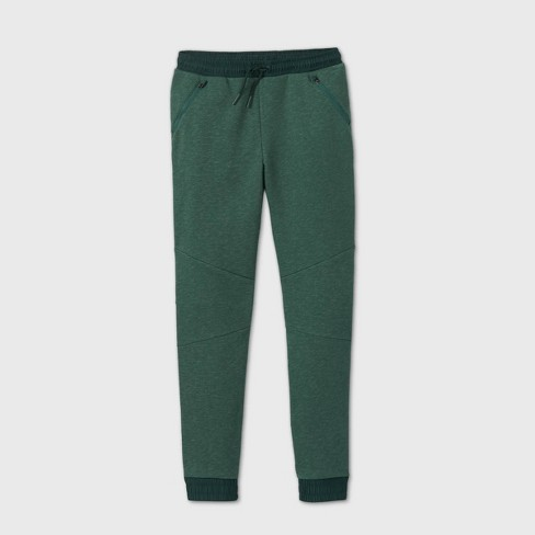 Boys' Premium Fleece Jogger Pants - All in Motion™ - image 1 of 2