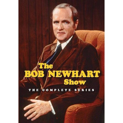 The Bob Newhart Show: The Complete Series (DVD)(2020)
