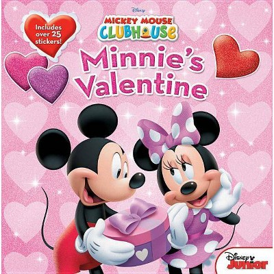 Disney Mickey Mouse Clubhouse, Minnie's Valentine (Paperback) by Sheila Sweeny Higginson