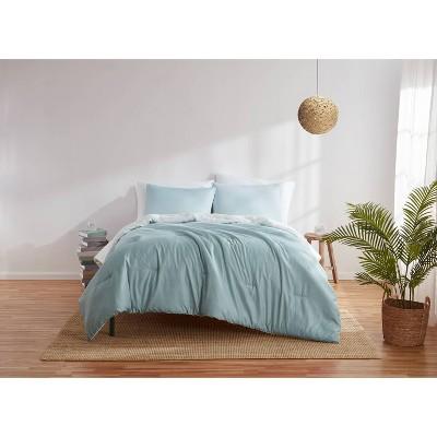 Bailey Ombre Comforter & Sham Set - Refinery29