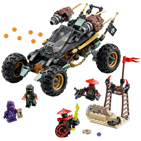 LEGO® Ninjago Rock Roader 70589 - image 1 of 10