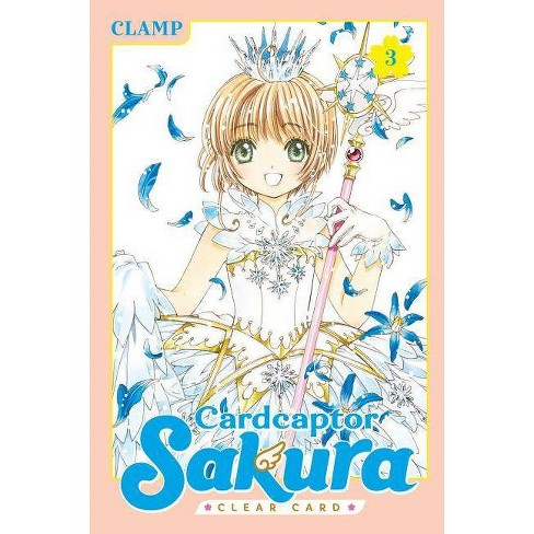 Cardcaptor Sakura: Clear Card 3 - by  Clamp (Paperback) - image 1 of 1