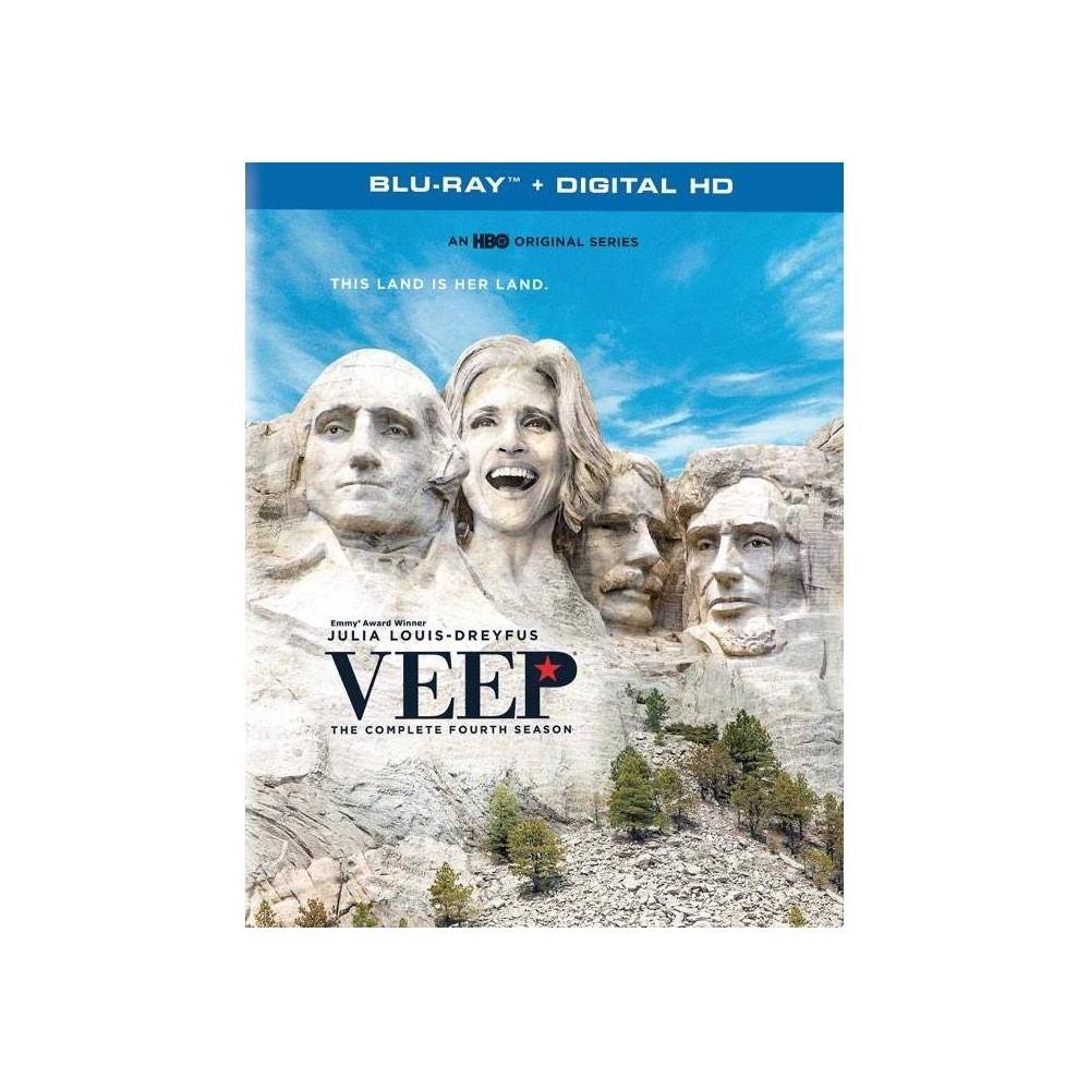 Veep The Complete Fourth Season Blu Ray