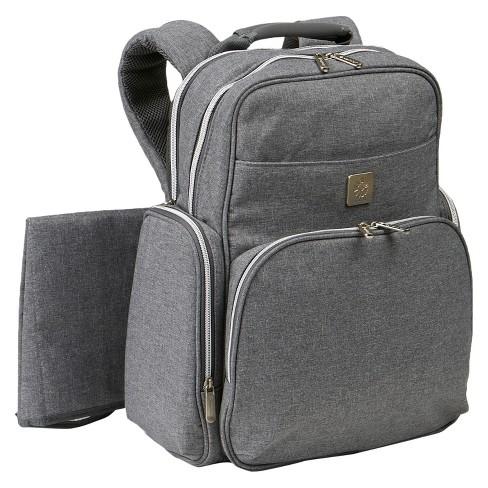 8ae0e9be6fc Ergobaby Anywhere I Go Backpack Diaper Bag - Gray. Shop all Ergobaby