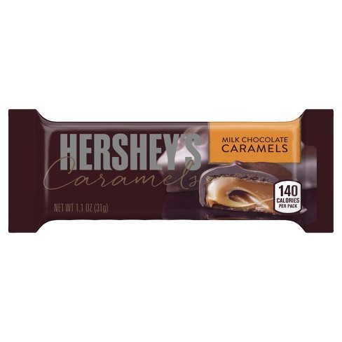 HERSHEY'S Caramel Candy Bar - 1.1oz - image 1 of 3