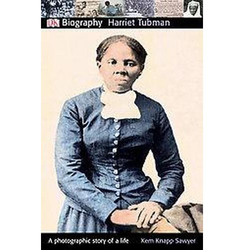 Harriet Tubman (Paperback) (Kem Knapp Sawyer) - image 1 of 1