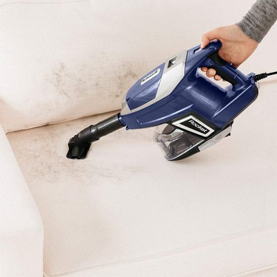 Shark ZS352 Powerful Suction Stick Handheld Vacuum Cleaner With Self Cleaning Brushroll, Blue (Certified Refurbished) : Target