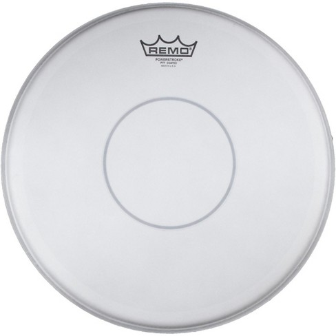 Remo Powerstroke 77 Coated Clear Dot Drumhead - image 1 of 2