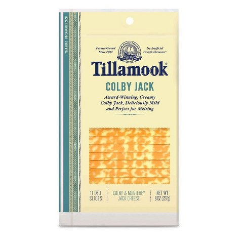 Tillamook Colby Jack Cheese - 8oz - image 1 of 1