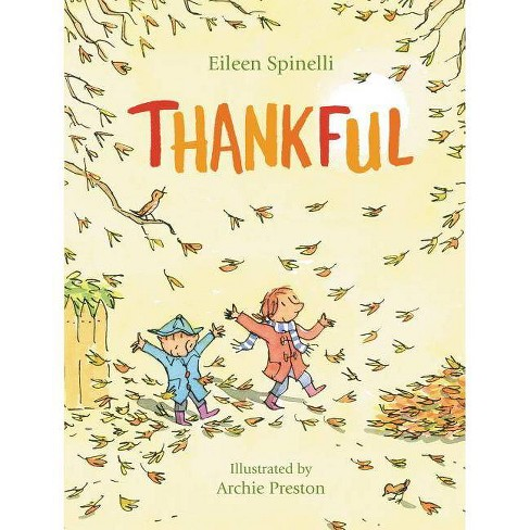 Thankful - by  Eileen Spinelli (Hardcover) - image 1 of 1