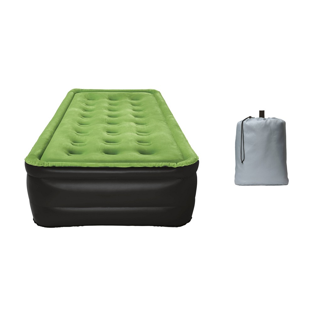 Image of Double High Raised Twin Air Mattress - Embark