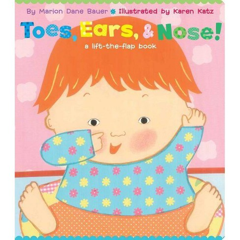 Toes, Ears, & Nose! - by  Marion Dane Bauer (Board_book) - image 1 of 1