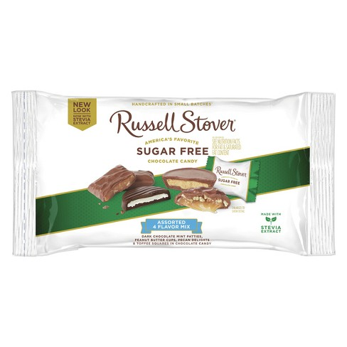 Russell Stover Assorted Chocolate Variety Bag - 10oz - image 1 of 1