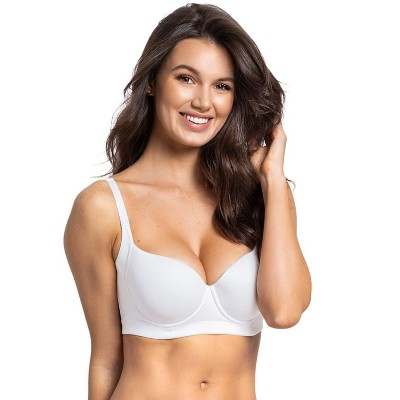 Leonisa High Coverage Smoothing T-Shirt Bra