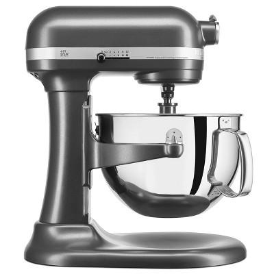 KitchenAid Professional 600 Series 6-Quart Bowl-Lift Stand Mixer - KP26M1X