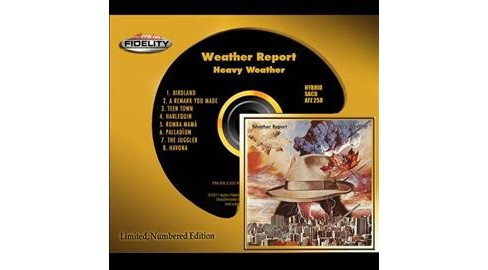 Weather Report - Heavy Weather (CD) - image 1 of 1