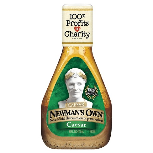 Newman's Own® Caesar Dressing - 16 fl oz - image 1 of 1