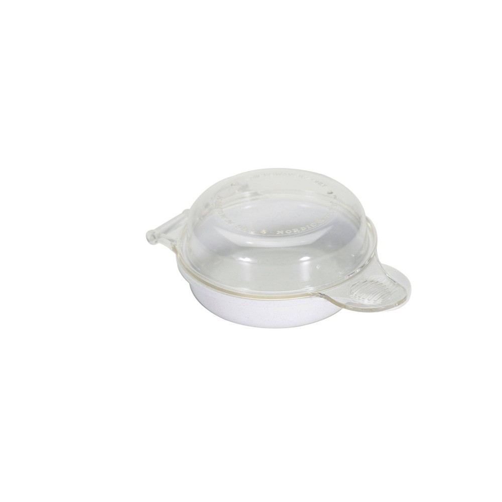Image of Egg n' Muffin Maker - Nordic Ware, White