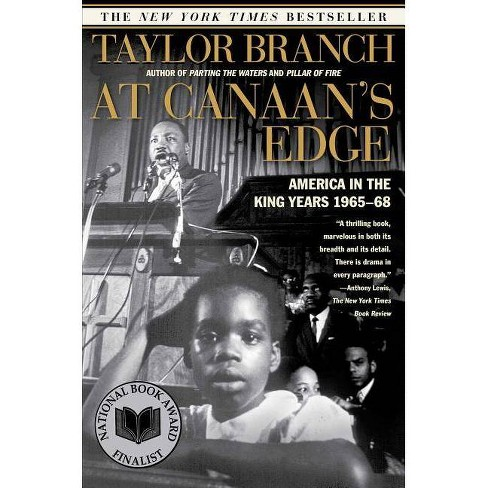 At Canaan's Edge - (America in the King Years) by  Taylor Branch (Paperback) - image 1 of 1