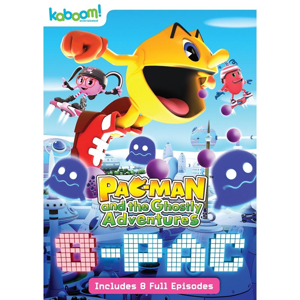 Pac man:Pixel 8 (Dvd), Movies