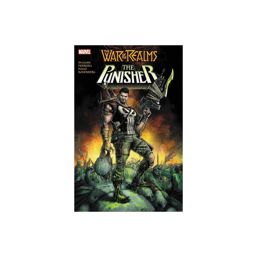 War Of The Realms The Punisher Paperback