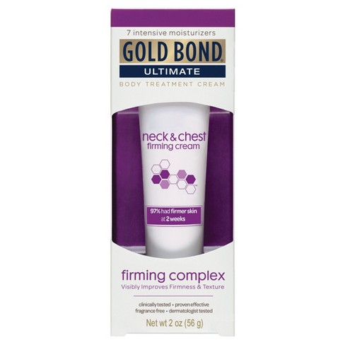 Unscented Gold Bond Firming Neck And Chest Hand And Body Lotions - 2oz - image 1 of 4