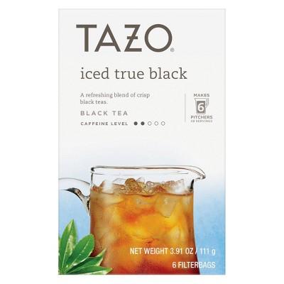 Tazo Iced Black Tea - 6ct