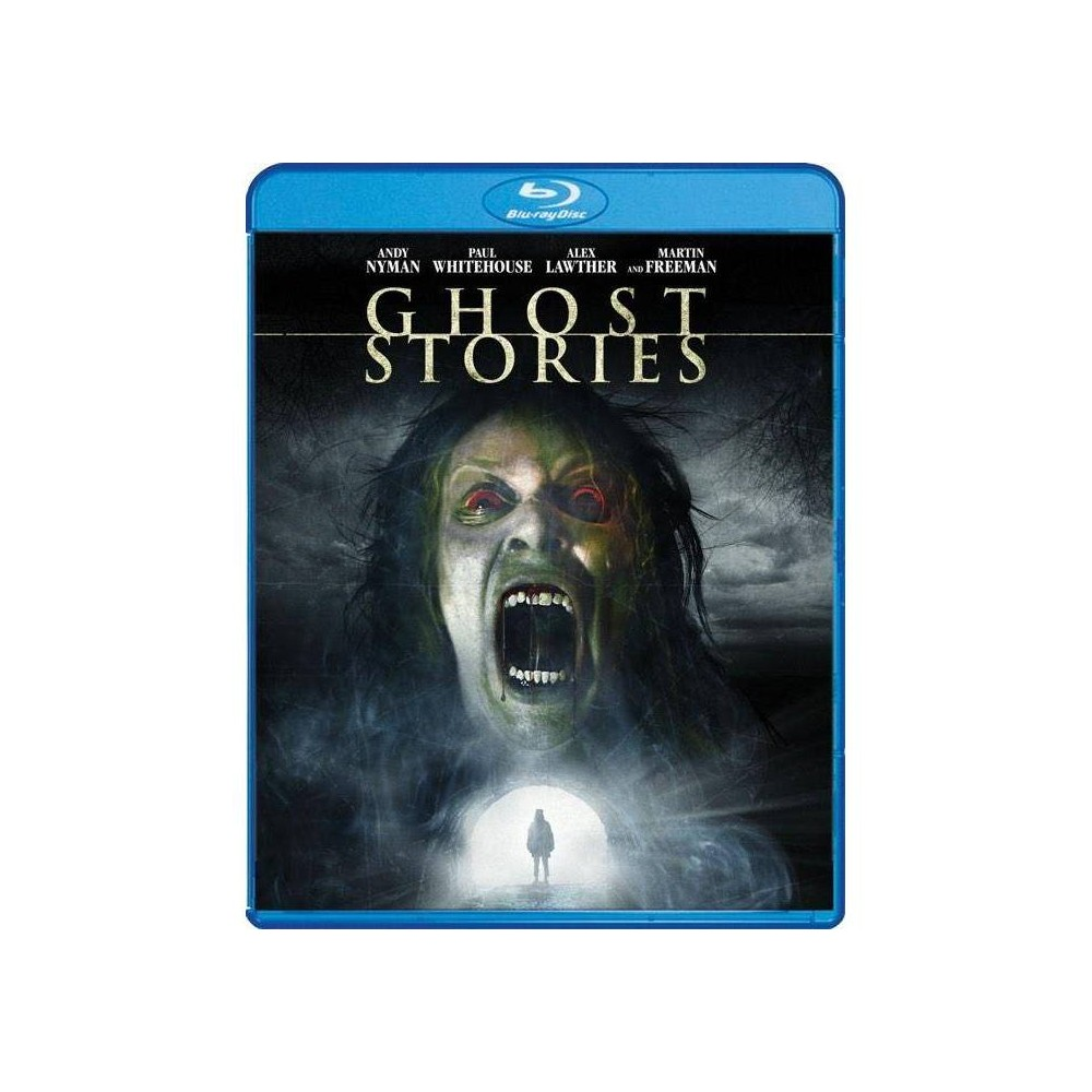 Ghost Stories Blu Ray 2018