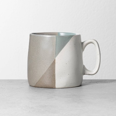 Refined Stoneware Mug Gray / Blue - Hearth & Hand™ with Magnolia