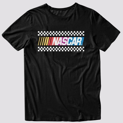 Men's NASCAR Short Sleeve Graphic T-Shirt - Black