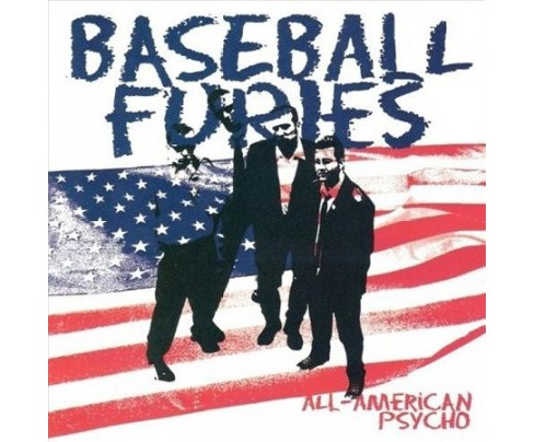 Baseball Furies - All American Psycho (Vinyl) - image 1 of 1