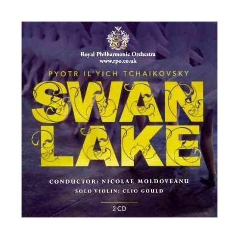 Royal Philharmonic Orchestra - Tchaikovsky: Swan Lake Complete Ballet Score (CD) - image 1 of 1