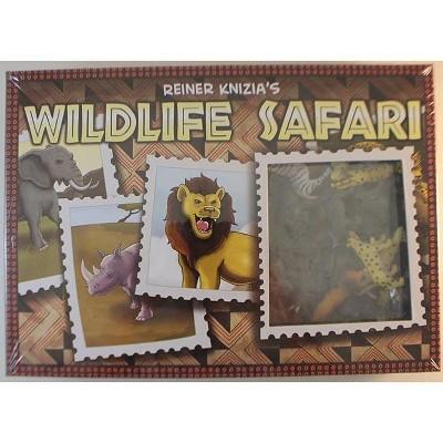 Wildlife Safari Board Game