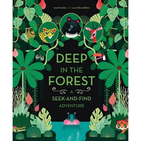 Deep in the Forest - by  Josef Anton (Board_book) - image 1 of 1