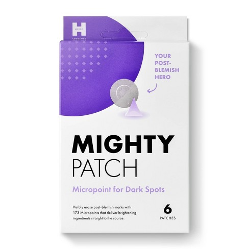 Hero Cosmetics Mighty Acne Patch Micropoint for Dark Spots - 6ct - image 1 of 4