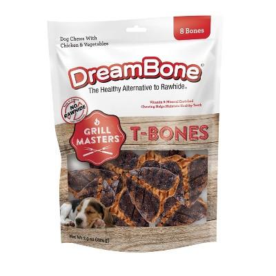 Dreambone Grill Masters T-bones - 8ct