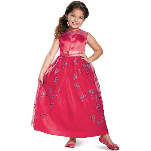 Elena of Avalor Elena Ball Gown Classic Child Costume - image 1 of 1