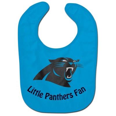 NFL Carolina Panthers Baby Bibs