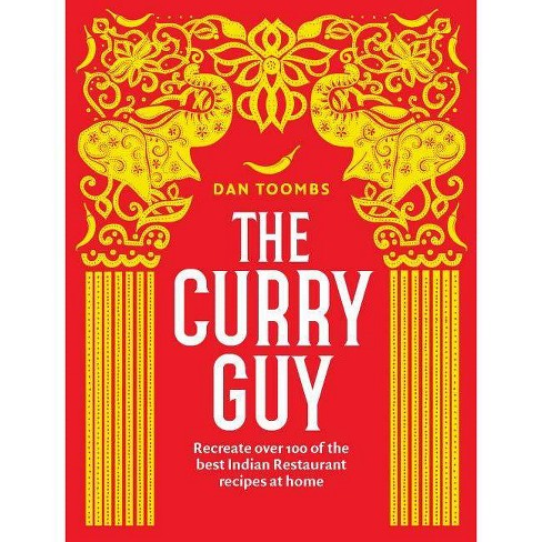 The Curry Guy - by  Dan Toombs (Hardcover) - image 1 of 1