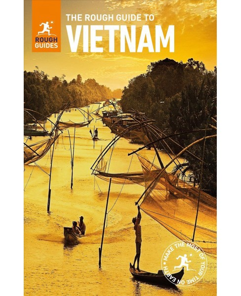 Rough Guide to Vietnam -  9 by Ron Emmons & Rachel  Mills & Martin  Zatko (Paperback) - image 1 of 1