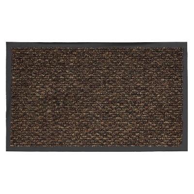 Mohawk Home Walk Off Doormat - Brown (1'.5 x2'.5 )