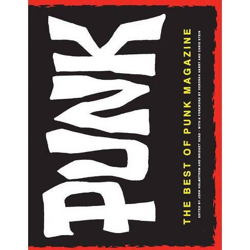 The Best of Punk Magazine - by  John Holmstrom (Hardcover) - image 1 of 1