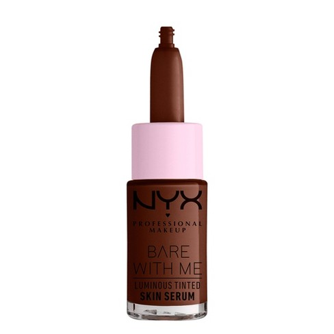 NYX Professional Makeup Bare with Me Luminous Tinted Skin Serum - Dewy Finish - 0.43 fl oz - image 1 of 4