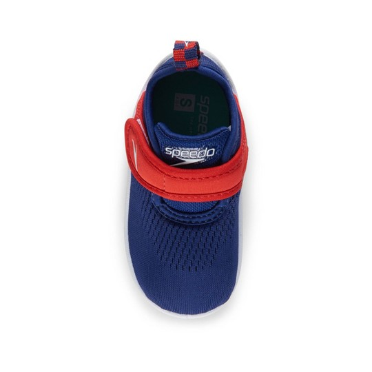 Speedo Toddler Boys' Shore Explore Water Shoes XL - Navy, Toddler Boy's, Blue image number null