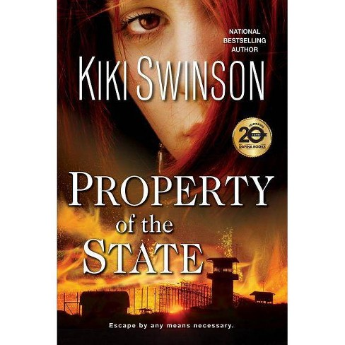 Property of the State - (Black Market) by  Kiki Swinson (Hardcover) - image 1 of 1
