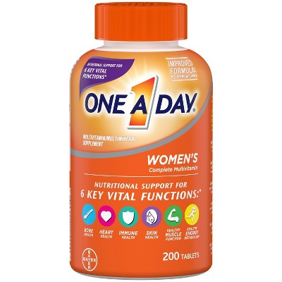One A Day Women's Multivitamin & Multimineral Tablets