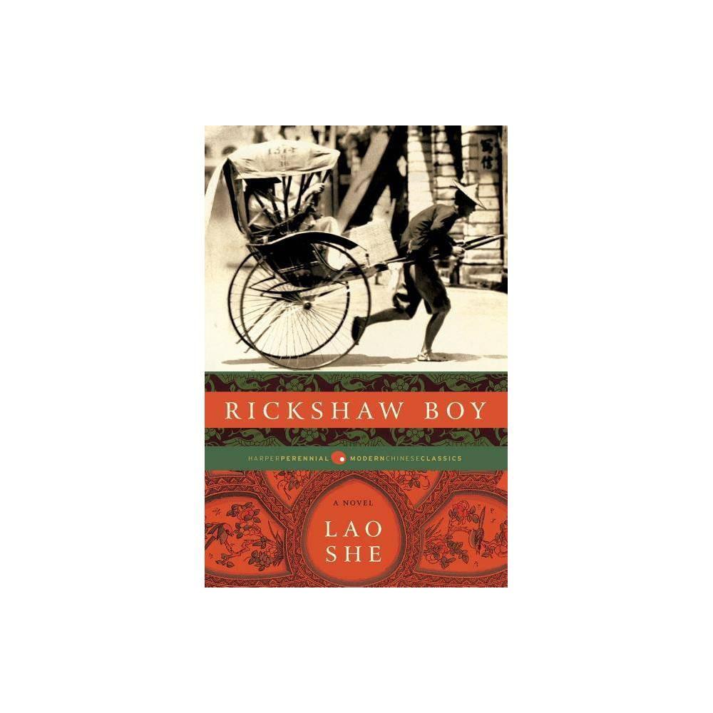 Rickshaw Boy By She Lao Paperback