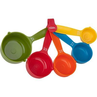 Trudeau Set of 5 Measuring Cups