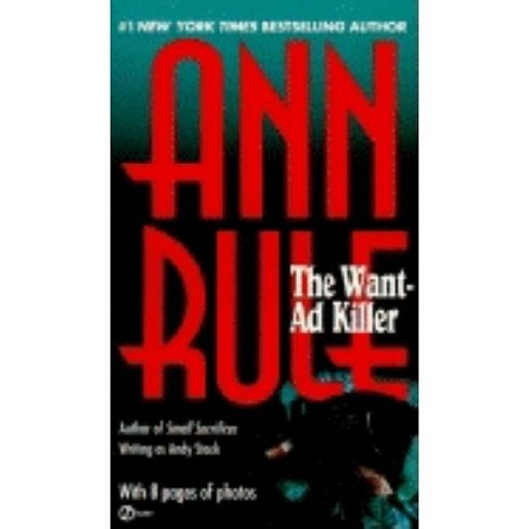 The Want-Ad Killer - (True Crime) by  Ann Rule (Paperback) - image 1 of 1